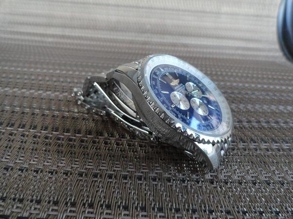 Breitling Navitimer Replica reloj Vista lateral