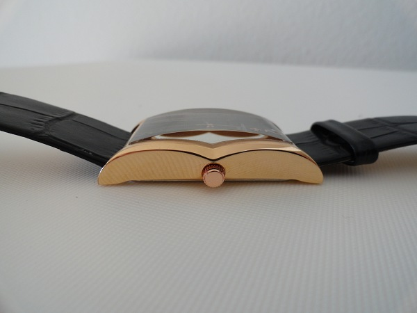 replica de reloj Vacheron Constantin vista lateral
