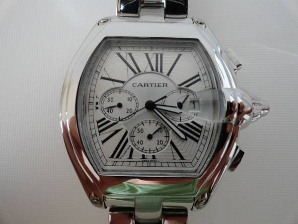 Replicas Reloj Cartier Roadster XL