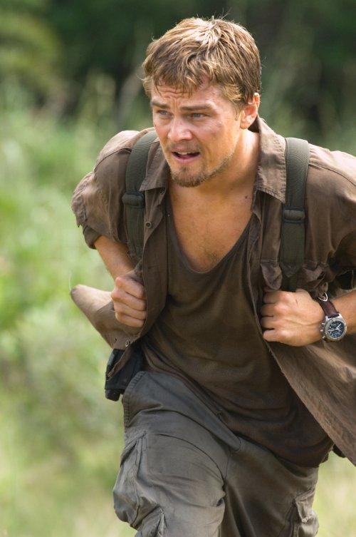 Leonardo DiCaprio Breitling replica reloj