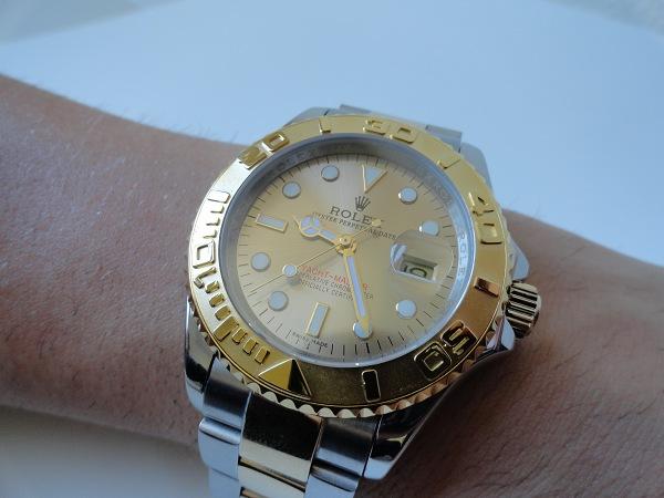 Réplica reloj Rolex Yacht-Master