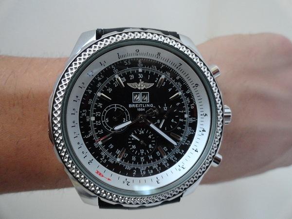 Réplica reloj Breitling Bentley 6.75