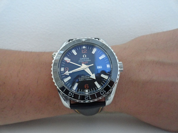 Réplica reloj Omega Seamaster GMT