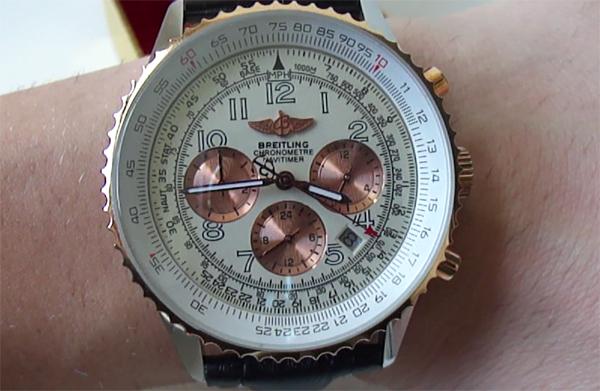 Breitling Navitimer reloj de 92 Replicas