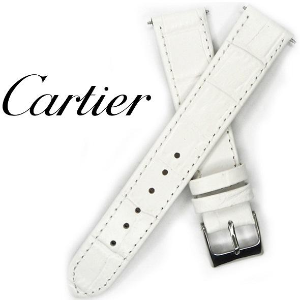 Los imitaciones relojes Cartier son preciosos en blanco