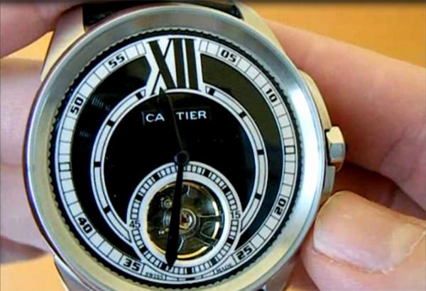 réplica de reloj Calibre de Cartier - http://www.replicasreloj.com/