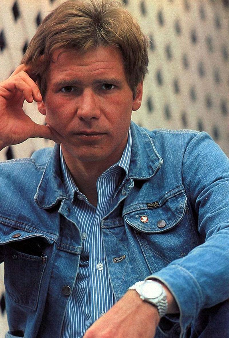 Encuentra una réplica de un viejo Rolex, Rolex, Rolex falso, falso reloj, réplica de Rolex, Rolex Harrison Ford muestra el Air Force One