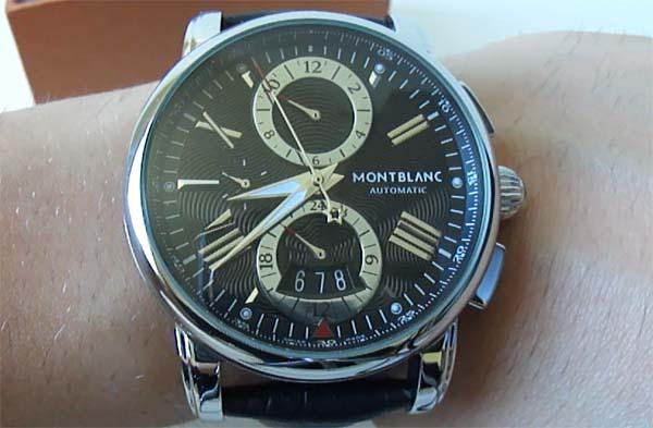 Montblanc Star 4810 reloj réplica