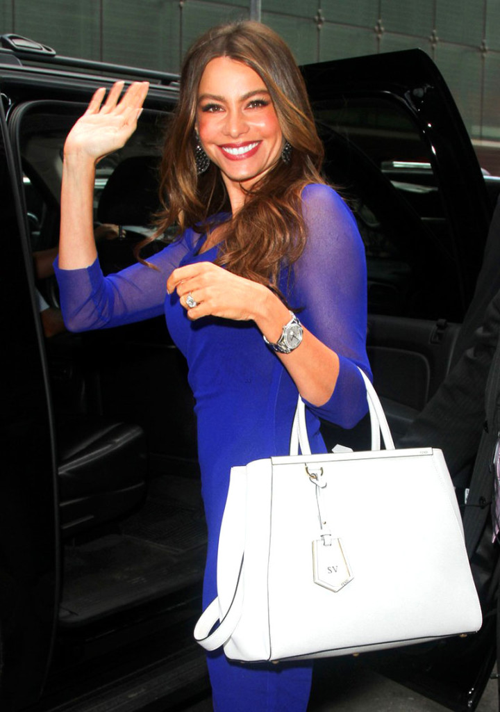 Sofia Vergara Rolex Datejust Oyster