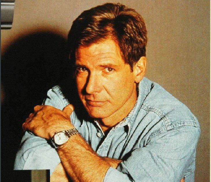 Una réplica fiel de la Rolex Harrison Ford, Rolex, Rolex falso, falso reloj, réplica de Rolex, Rolex Harrison Ford muestra el Air Force One