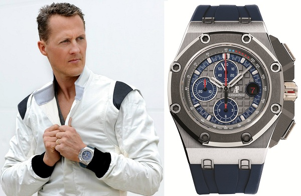 Relica Relojes Audemars Piguet Royal Oak Offshore Chronograph MS