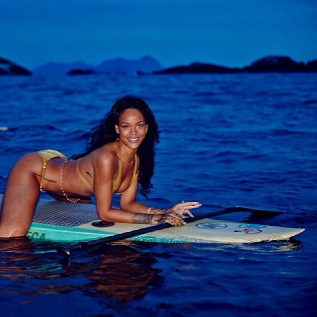 Rihanna Rolex