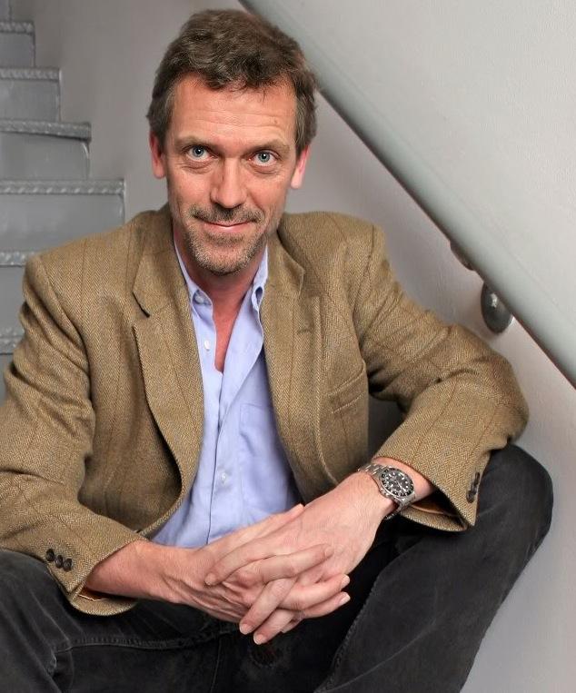 réplica de Rolex Hugh Laurie