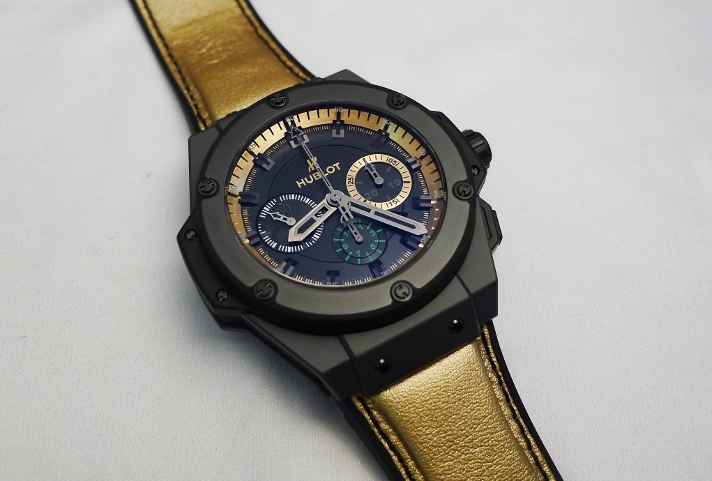 hublot usain bolt replica