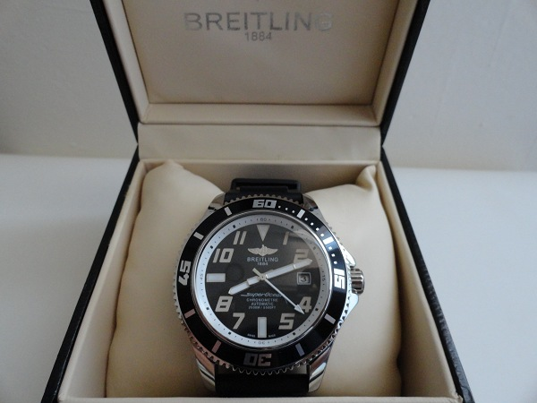 Breitling Superocean Reloj Falso