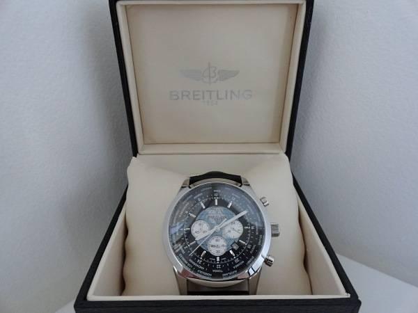 Breitling Transocean Unitime Replicas Relojes