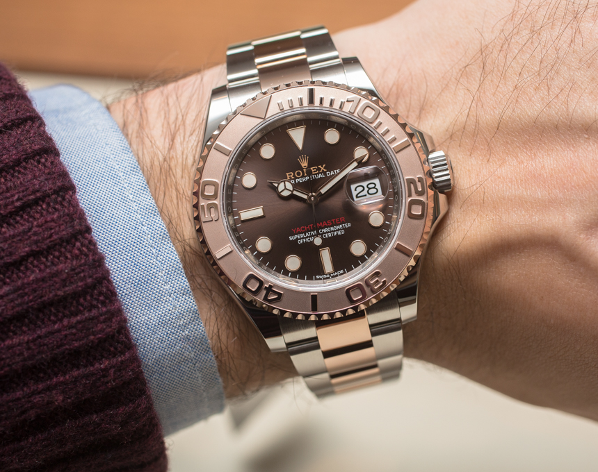 Rolex-Yachtmaster-116621-Replica
