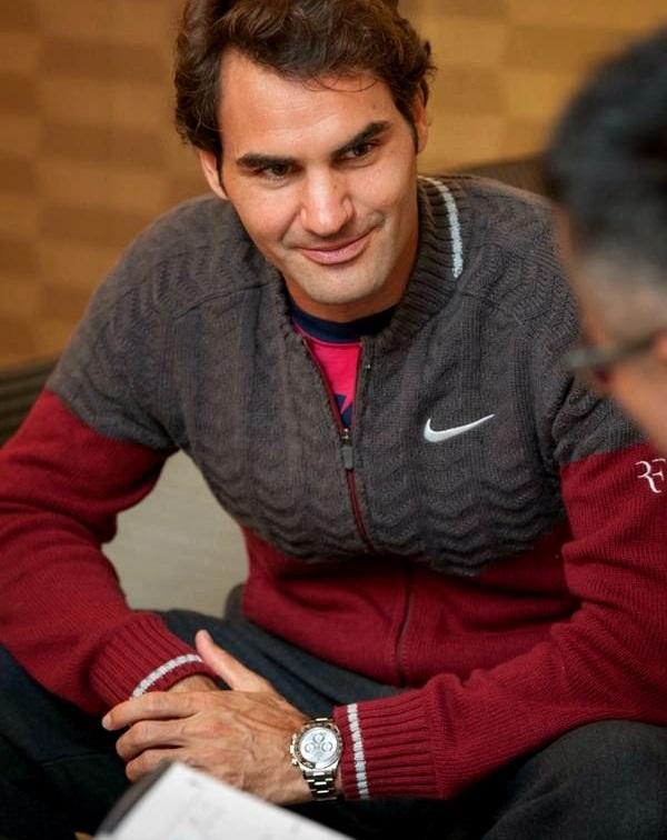 Réplica Rolex Daytona Roger Federer