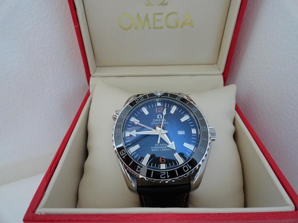 Omega Seamaster GMT Replica