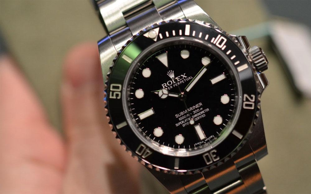 Imitacion Rolex Submariner Hodinkee