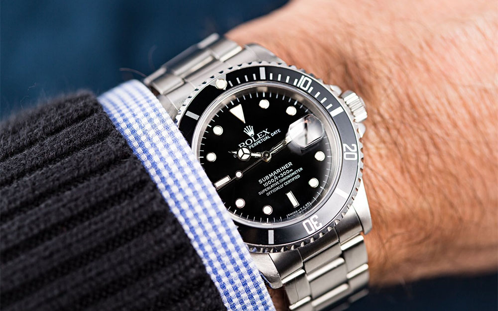 Replicas De Relojes Rolex submariner