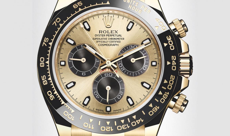 2017 Oro Rolex Cosmograph Daytona Replica