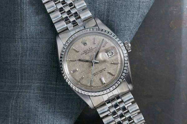 Rolex Datejust Replica Suizos