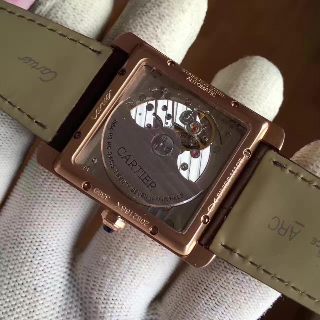 Réplica Cartier W5330001 1904MC