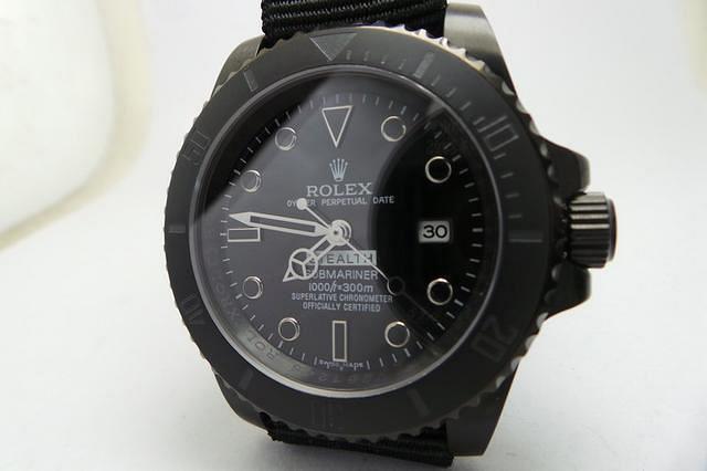 Rolex Stealth Submariner Replicas Relojes