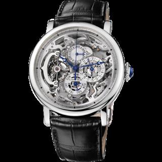Réplica Rontonde de Cartier Skeleton Reloj