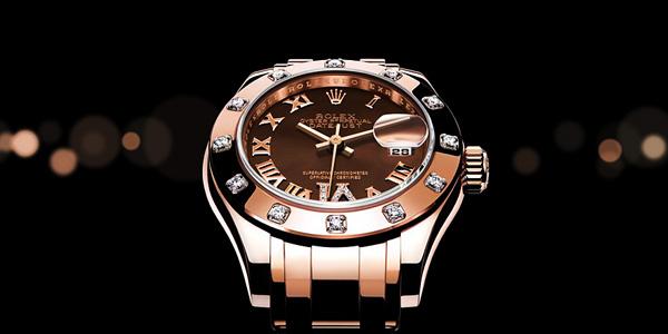 Rolex Pearlmaster Replica De Lujo