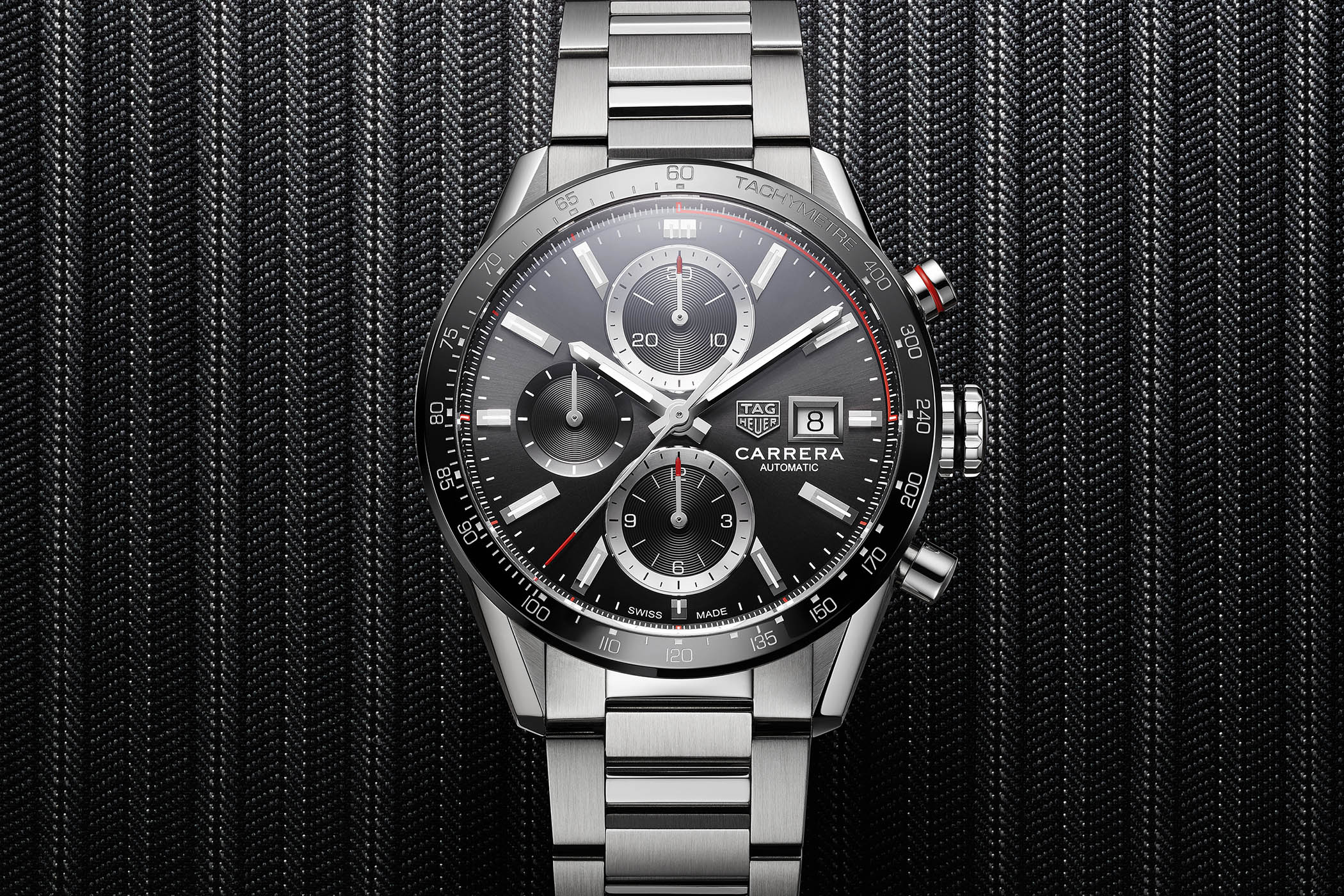 TAG Heuer Carrera Calibre 16 Chronograph 2019 Replica