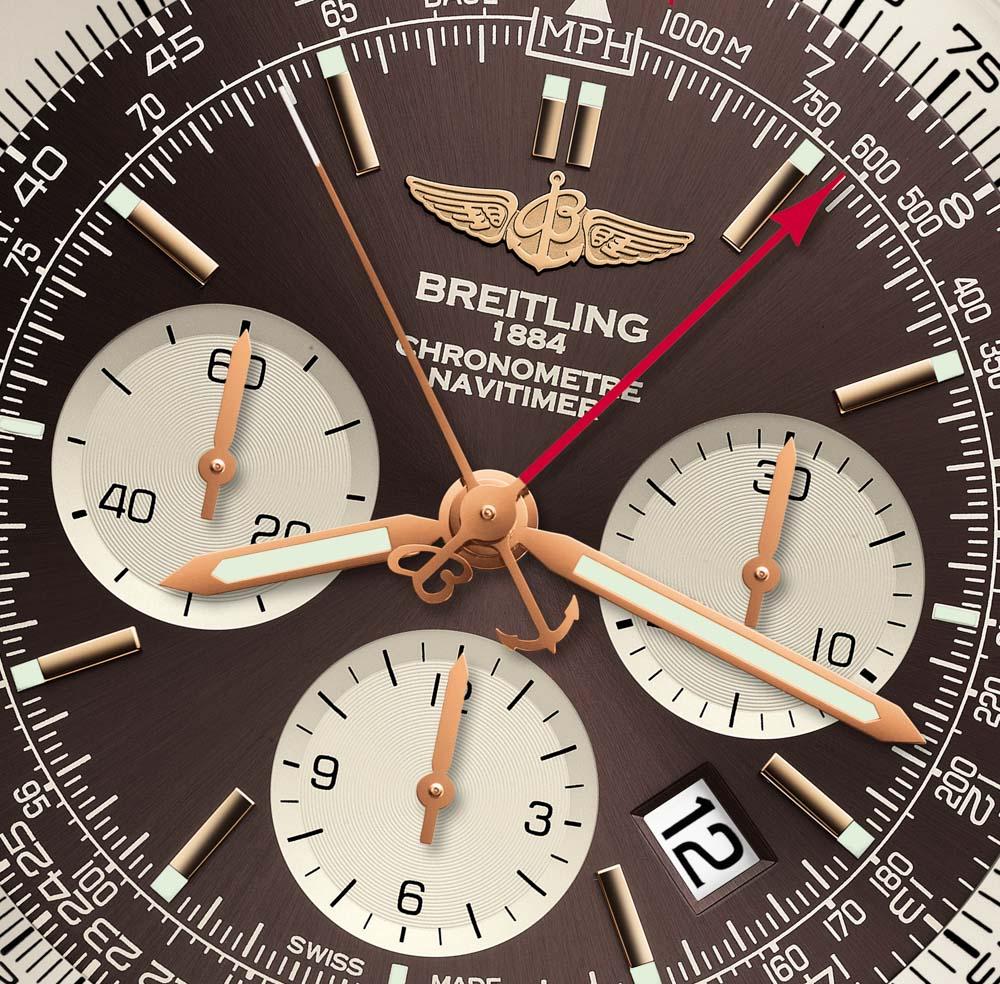 Breitling Navitimer Rattrapante Replica