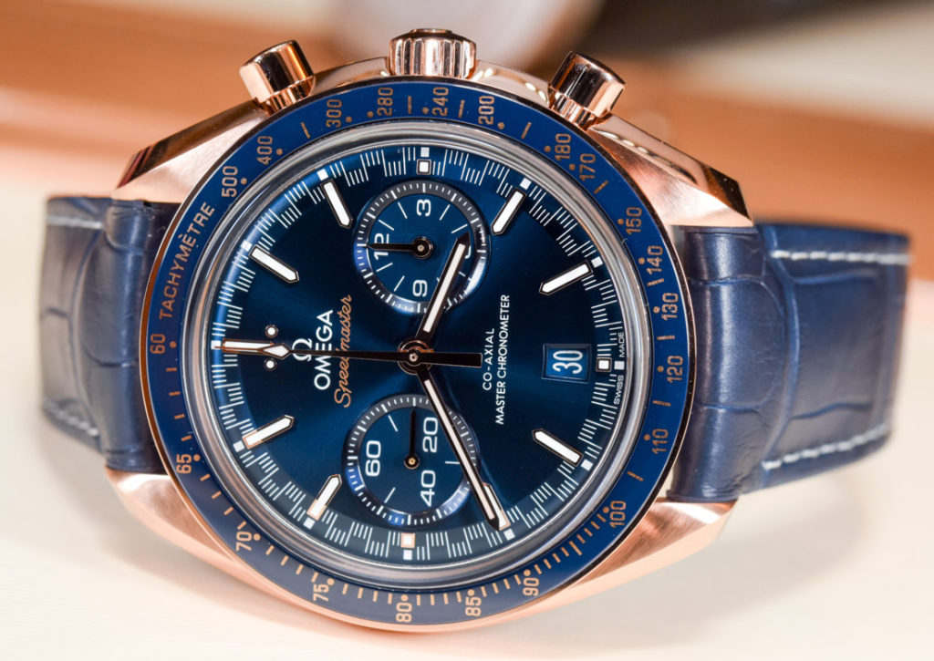 Replicas Omega Speedmaster Racing Master Chronometer