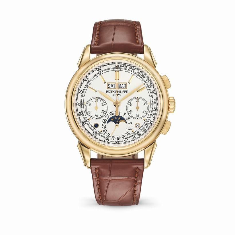 Patek Philippe Ref. 5270J 001 Perpetual Calendar Chronograph Replica