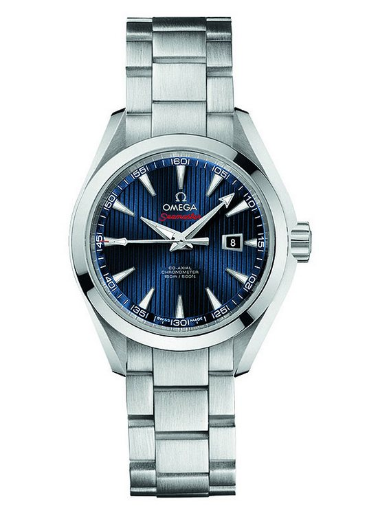 Imitacion Omega Seamaster Aqua Terra London 2012 34mm