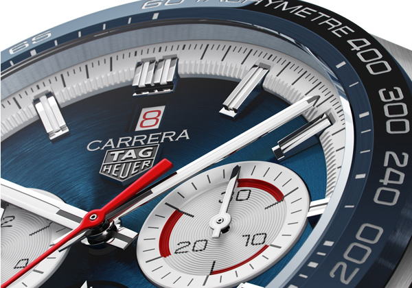 Tag Heuer Carrera Chronograph Sport 44 mm Replica