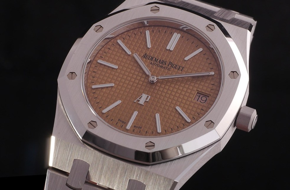 Audemars Piguet Royal Oak 15202BC Salmon Replica