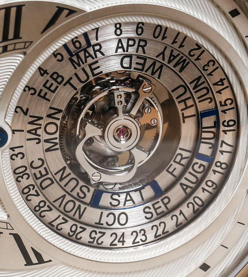 Imitacion Cartier Rotonde de Cartier Astrocalendaire